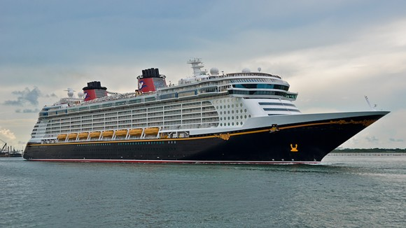 PHOTO OF THE DISNEY FANTASY VIA WIKIMEDIA COMMONS
