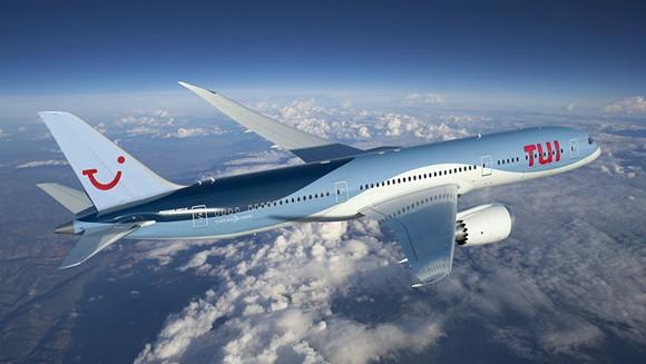 TUI PLANE PHOTO VIA MELBOURNE INTERNATIONAL AIRPORT
