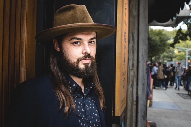 Caleb Caudle - PHOTO BY CRET SCHEINFELD