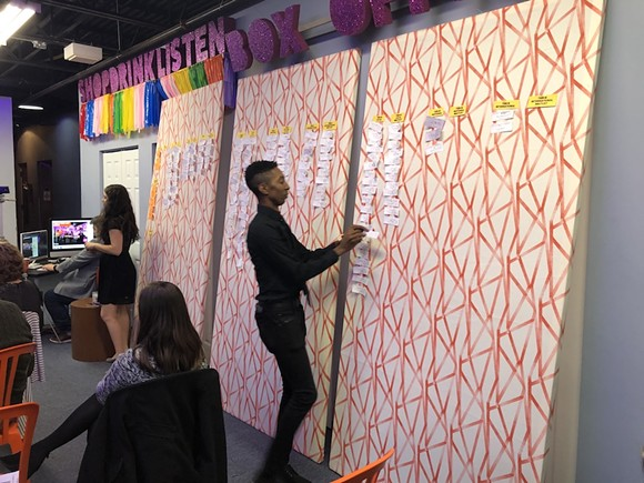 The Orlando Fringe Festival holds its annual application lottery (Dec. 2, 2019) - PHOTO BY SETH KUBERSKY