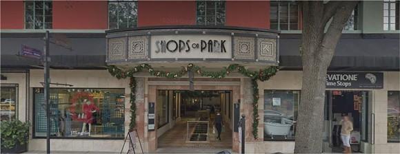 Shops on Park - GOOGLE MAPS