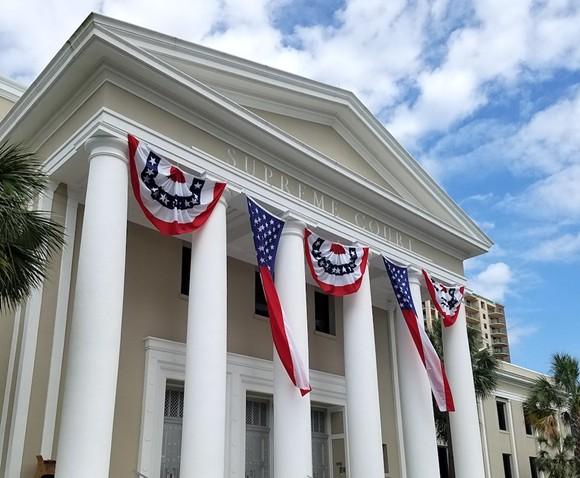 FLORIDA SUPREME COURT PHOTO VIA WIKIMEDIA COMMONS