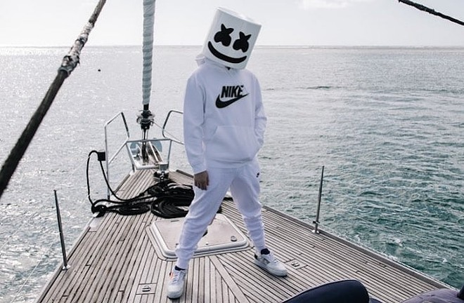Marshmello - PHOTO COURTESY MARSHMELLO/FACEBOOK