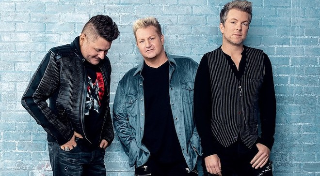 PHOTO COURTESY RASCAL FLATTS/FACEBOOK