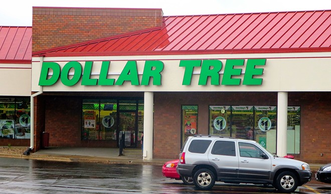 An Apopka Dollar Store was the scene of the Thursday attack - PHOTO VY COREY COYLE/WIKIMEDIA COMMONS