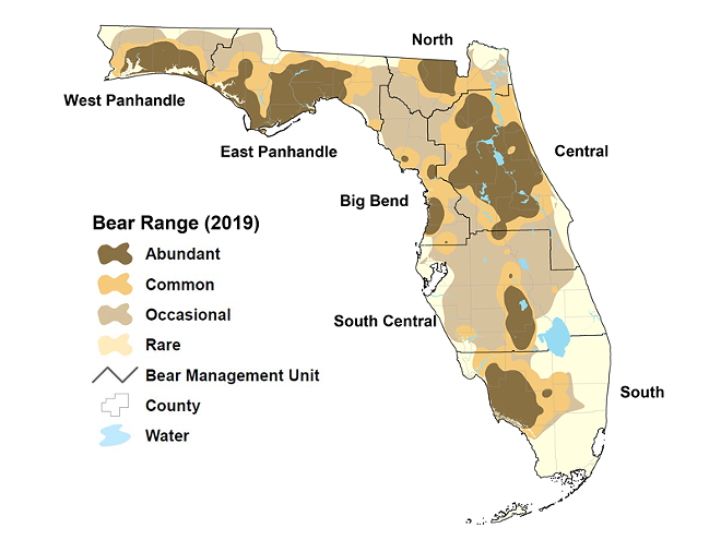 IMAGE VIA FLORIDA FISH AND WILDLIFE CONSERVATION COMMISSION