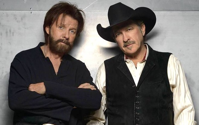 PHOTO COURTESY BROOKS AND DUNN/FACEBOOK