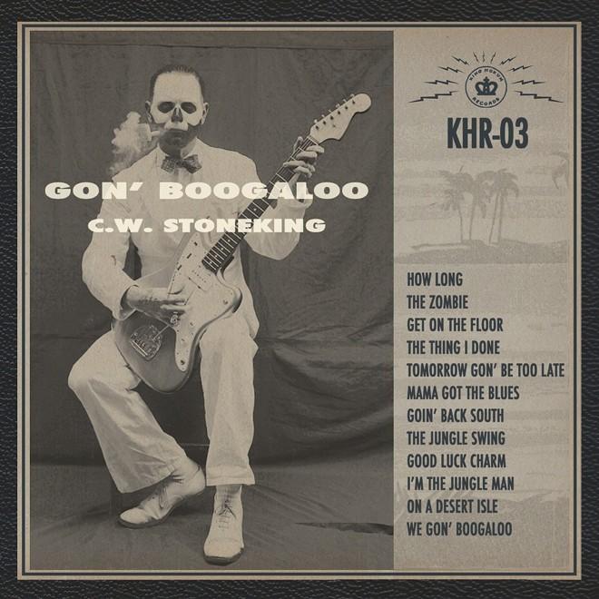 Gon' Boogaloo album art