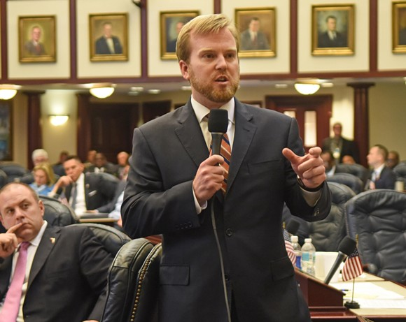 Stae Rep. James Grant, R-Tampa - PHOTO VIA FLORIDA HOUSE OF REPRESENTATIVES
