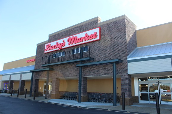 Lucky's Market in Winter Park - PHOTO BY LAWRENCE GRIFFIN