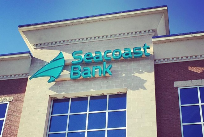 PHOTO VIA SEACOAST BANK/INSTAGRAM