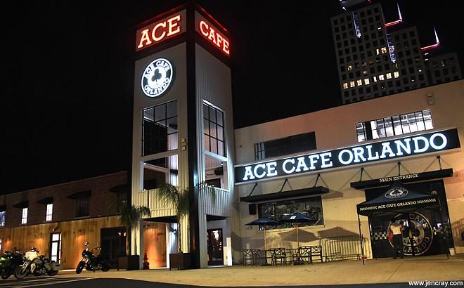 Ace Cafe - JEN CRAY