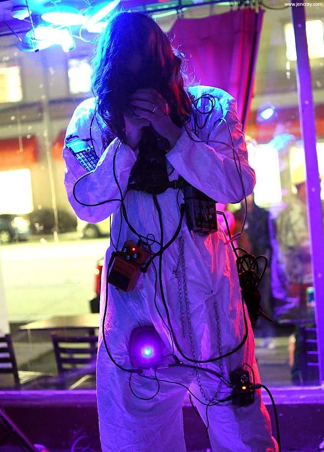 Street Rat at Orlando Pre-INC Show - JEN CRAY