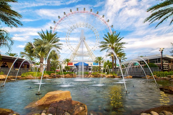 Icon Park in Orlando - PHOTO VIA ADOBE STOCK