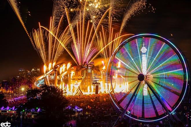 EDC Orlando 2019 - IMAGE VIA EDC ORLANDO | FACEBOOK