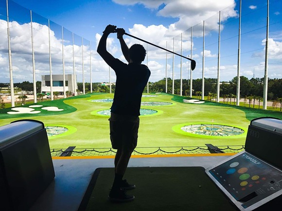PHOTO VIA TOPGOLF FACEBOOK