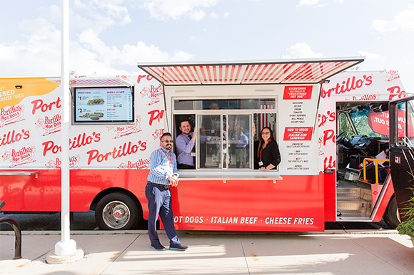PORTILLO'S VIA PORTILLOS.COM