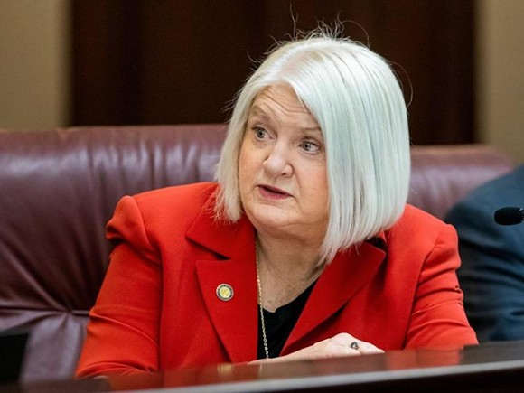 State Sen. Linda Stewart, D-Orlando - PHOTO VIA NEWS SERVICE OF FLORIDA