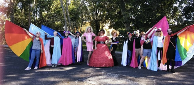 Miss Rose Dynasty Pageant - PHOTO COURTESY ROSE DYNASTY FOUNDATION