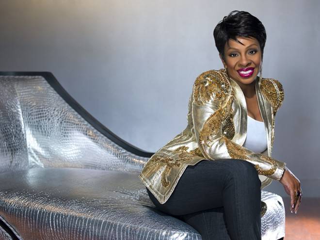 GLADYS KNIGHT / PHOTO COURTESY THE ARTIST