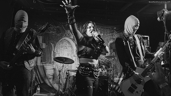 Savage Master playing Will's Pub, booked by Endoxa - PHOTO BY SANDY HOLMES FOR ORLANDO WEEKLY