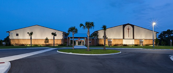 Orlando Metro West Church of the Nazarene - PHOTO VIA METRO WEST CHURCH OF THE NAZARENE