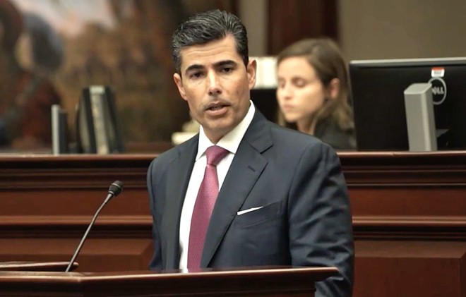 House Speaker José Oliva - PHOTO VIA NEWS SERVICE OF FLORIDA