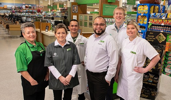 Publix announced Monday, March 30, that employees could wear gloves and face masks. - PHOTO VIA PUBLIX/FACEBOOK