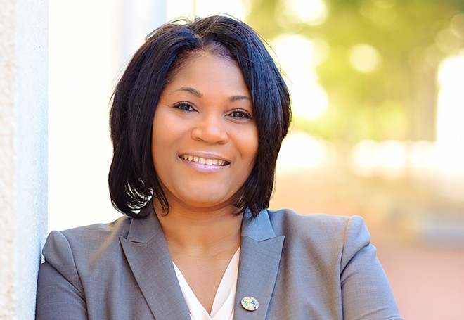 Florida Commission on Human Relations executive director Michelle Wilson - PHOTO COURTESY FHCR