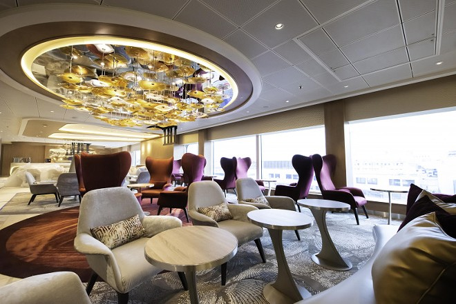 The Café al Bacio on the Celebrity Apex - IMAGE VIA CELEBRITY CRUISES