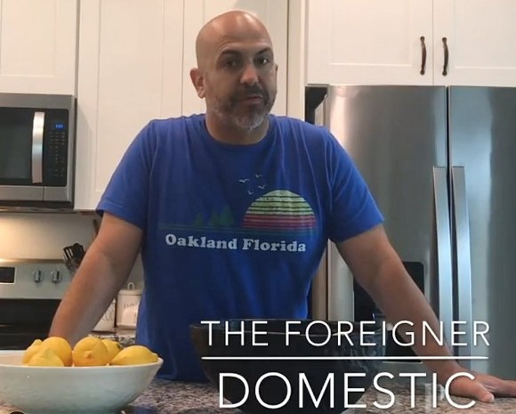 Chef Bruno Fonseca - IMAGE COURTESY OF THE FOREIGNER EXPERIENCE