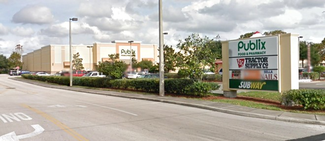 Publix store near Bithlo at 16825 E. Colonial Drive - IMAGE VIA GOOGLE MAPS