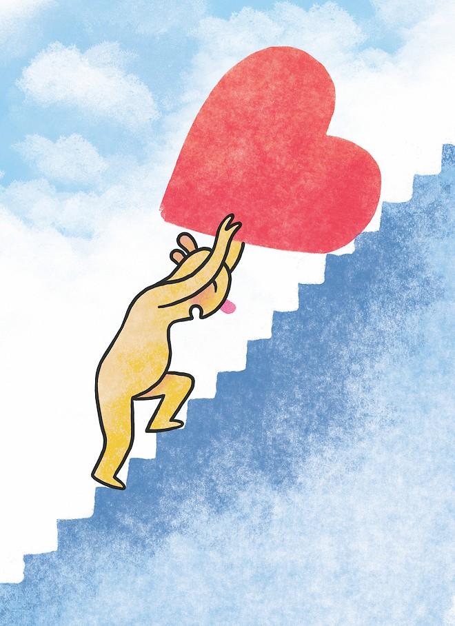 Savage Love: 'Big Moves' - ILLUSTRATION BY JOE NEWTON