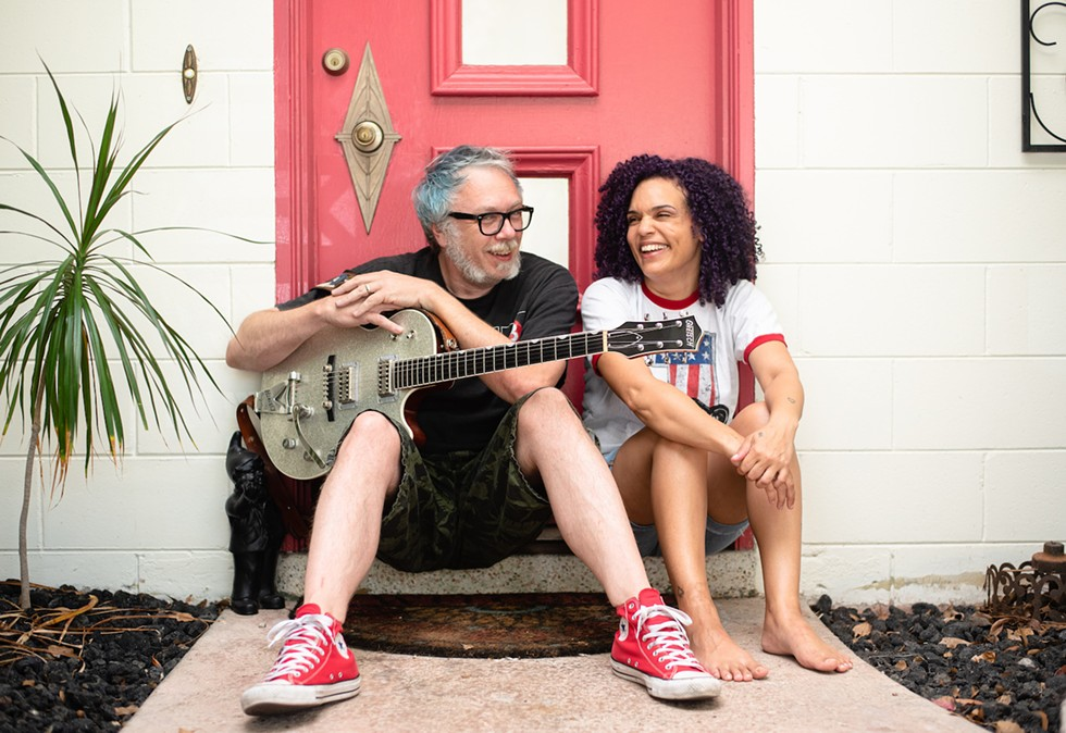 Jeff and Erin, Conway - PHOTO BY MATT KELLER LEHMAN