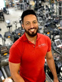 Michael Feliu, co-owner, Buy & Sell Fitness - SPONSORED CONTENT