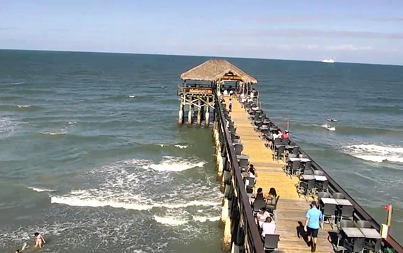 SCREENSHOT VIA WESTGATE COCOA BEACH PIER/YOUTUBE