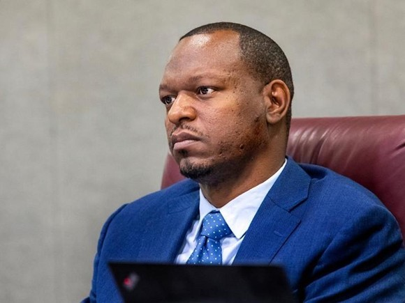 State Sen. Randolph Bracy - PHOTO VIA NEWS SERVICE OF FLORIDA