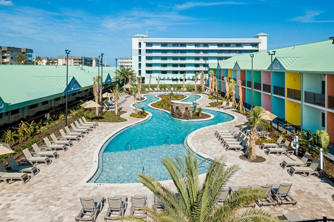 IMAGE VIA BEACHSIDE HOTEL & SUITES