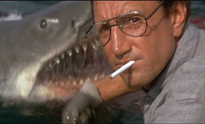 Jaws - PHOTO COURTESY UNIVERSAL PICTURES