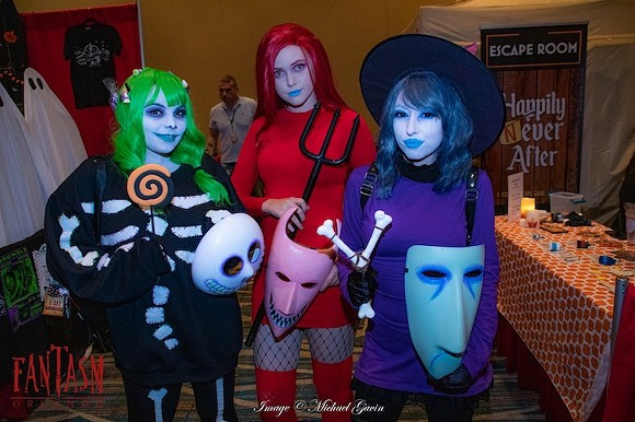 Attendees at last year's Fantasm con - PHOTO COURTESY FANTASM/FACEBOOK