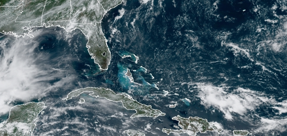 IMAGE VIA NOAA