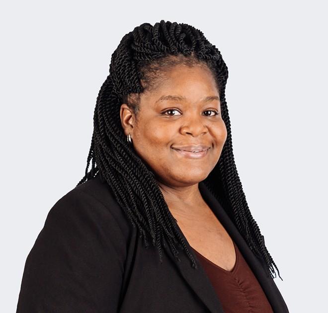 LaShawnda K. Jackson, president of the Orange County Bar Association - PHOTO COURTESY ORANGE COUNTY BAR ASSOCIATION