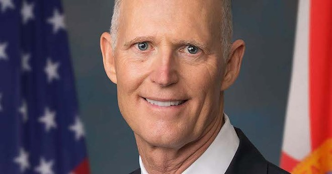 PHOTO COURTESY RICK SCOTT/SENATE.GOV