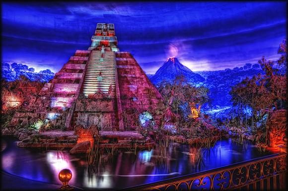 Epcot's Mexico Pavilion - PHOTO COURTESY GREG STEVENSON/FLICKR
