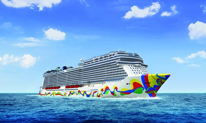IMAGE VIA NORWEGIAN CRUISE LINE