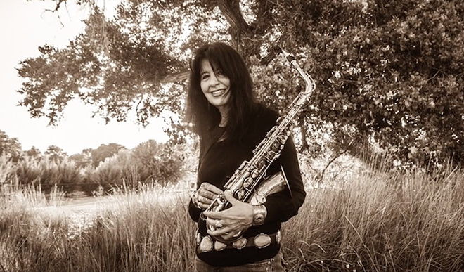 Joy Harjo - SCREEN CAPTURE COURTESY NATIONAL ENDOWMENT FOR THE ARTS/YOUTUBE