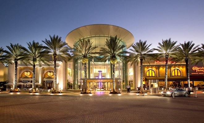 PHOTO VIA THE MALL AT MILLENIA/FACEBOOK