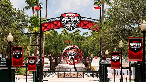 PHOTO VIA ESPN WIDE WORLD OF SPORTS