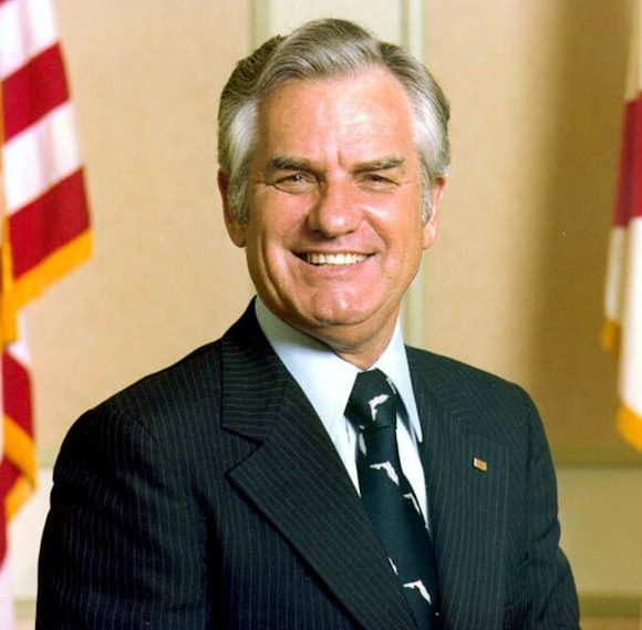Former Florida Gov. Wayne Mixson - PHOTO VIA WIKIMEDIA COMMONS