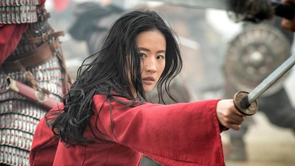 Liu Yifei in 'Mulan' - IMAGE VIA WALT DISNEY PICTURES
